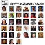 Advisory Board Black Voices for Trump
