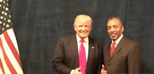 Trump and Mason Weaver